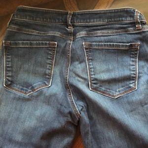 LOFT Jeans - Loft Curvy Straight Jeans